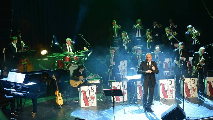 Pepe Lienhard Big Band – World of Music Tour