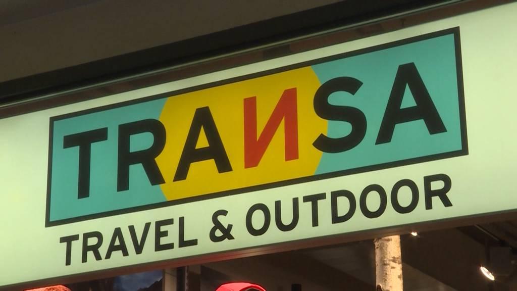 Transa-Filiale eröffnet in der ehemaligen Markthalle