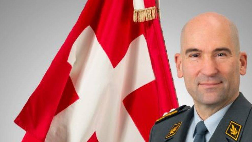 Informatiker und Ex-Banker Süssli wird Armeechef
