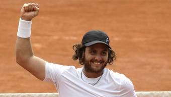 Marco Trungelliti schreibt in Paris ein Tennis-Märchen