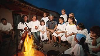 Die Geschichtsvermittler im Römerlager Contubernia bekommen häufig Fanpost. Doch einem Schüler hat der Aufenthalt im Lager gar nicht gepasst.