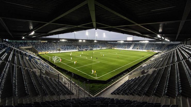 Das neue Schmuckstück in der Super League: Das Stade de la Tuilière.