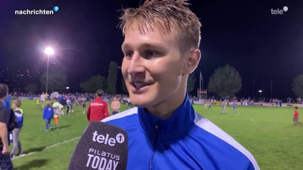 Fussball: Cup-Match Buochs gegen FCL