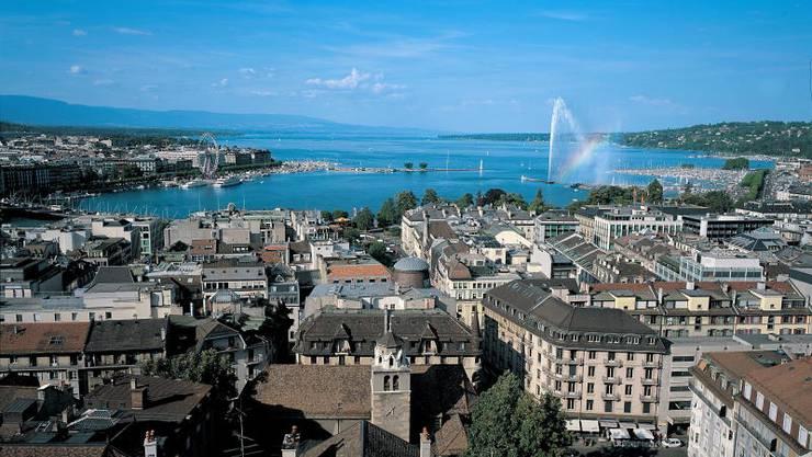 Der Kanton Genf erhält wegen seines Bevölkerungswachstums einen zusätzlichen Nationalratssitz. (Switzerland Tourism – Stephan Engler)