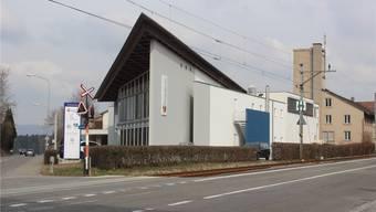 Das ehemalige Areal von Möbel Dössegger wird eine Gewerbe/Wohnzone.