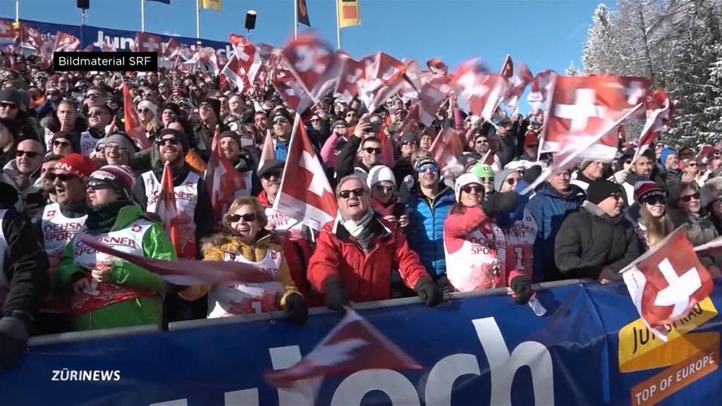 Ski-Weltcup bleibt ohne Publikum: «Das dreht einem das Herz um»
