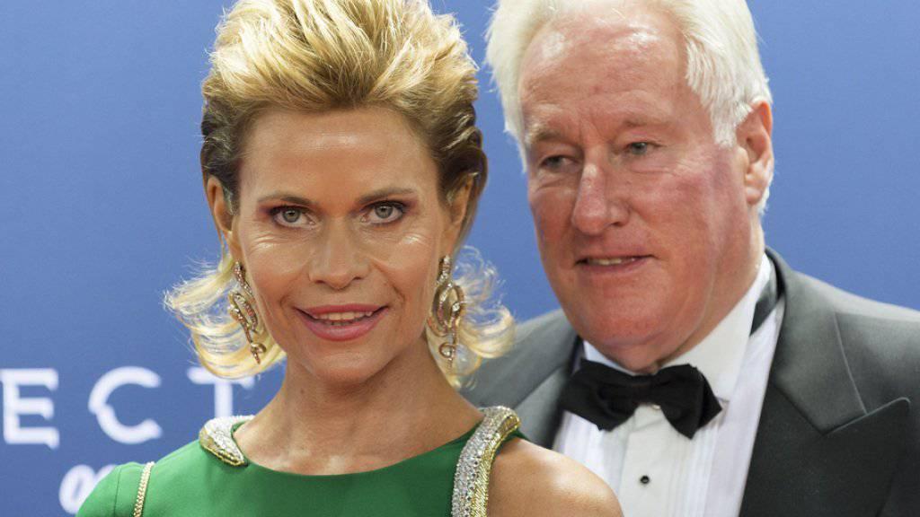 Intimes über sich und ihren Millionärs-Ehemann Walter beschreibt Irina Beller in ihrem neuen Buch «Der Mensch in mir» (Archiv).