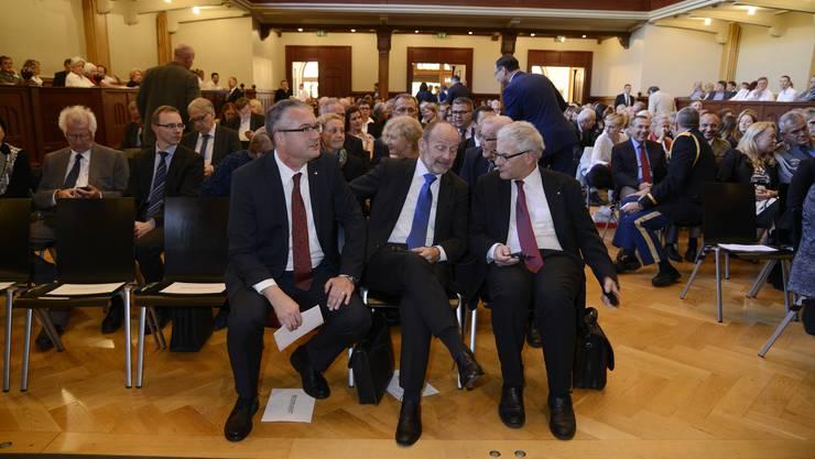 Festakt zum 200. Todestages des Freiheitshelden Tadeusz Kosciuszko im Konzertsaal