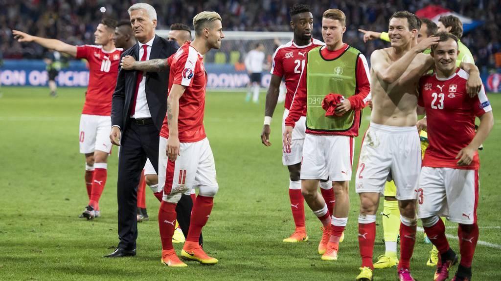 Als nächster Gegner wartet Polen auf die Schweizer Nati.