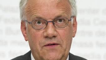 Bundesrat Johann Schneider-Ammann (Archiv)