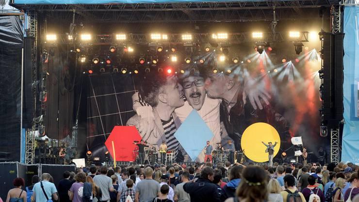 Das Zürich Openair lockte 70 000 Musikfans nach Rümlang.