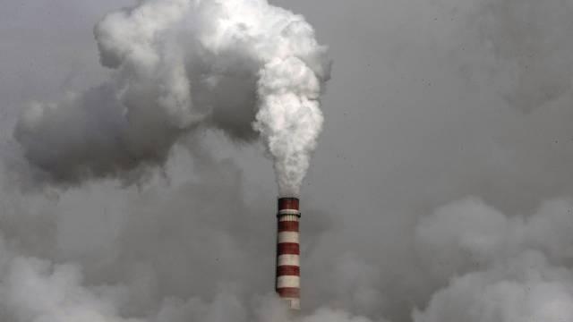 Kohlekraftwerk in China (Archiv)