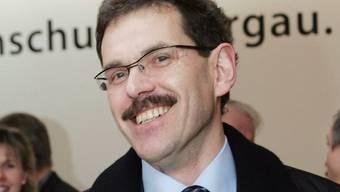 Der Bundesratskandidat der SVP Thurgau: Jakob Stark (Archiv)