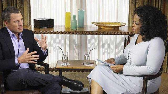 Lance Armstrong bei TV-Beichtmutter Oprah Winfrey