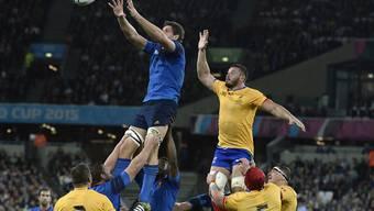 Rumänien mit dem ersten Sieg
