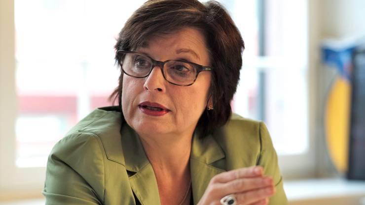 Ständerätin Anita Fetz (SPBS) sieht die Städte überstimmt.