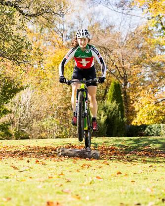 Aline Seitz ist ein Multitalent des Radsports.