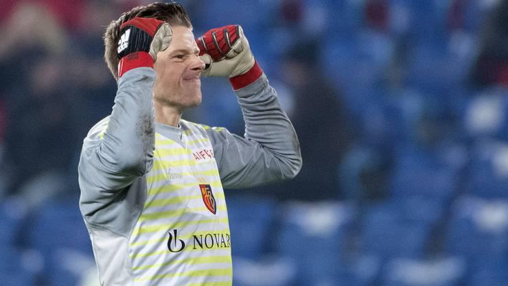 Der FC Basel gewinnt die Partie gegen den FC Zürich verdient mit 2:0.