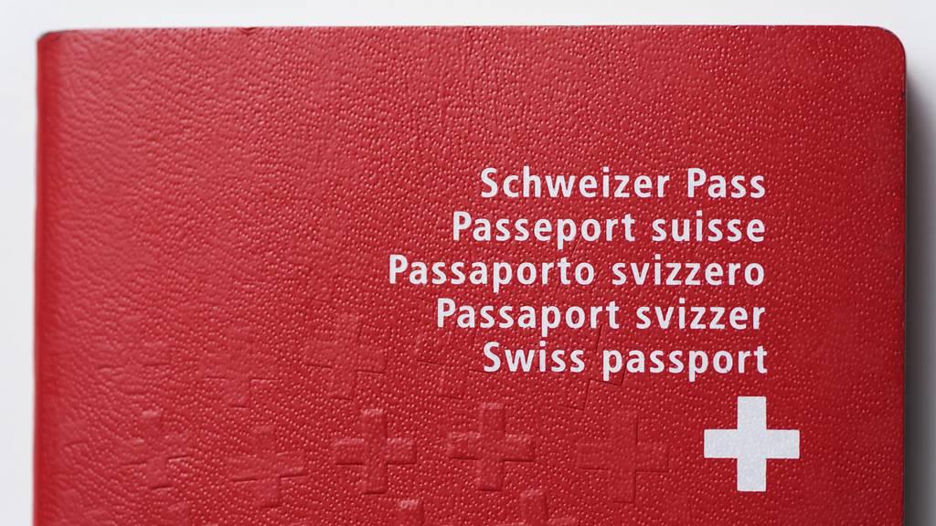 Keine Extra-Infos für Einbürgerungen