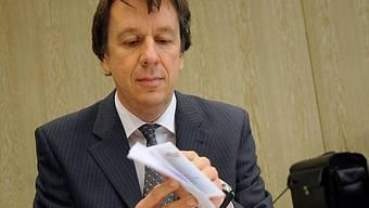 Wettermoderator Jörg Kachelmann vor Gericht (Archiv)