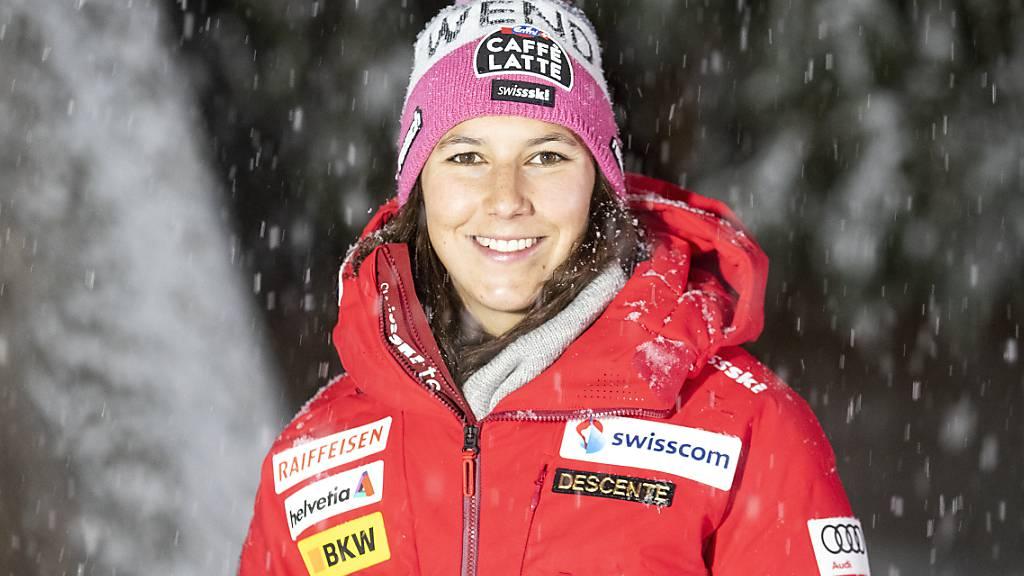Wendy Holdener reist als zweifache Titelverteidigerin in der Kombination an die WM nach Cortina, die am Montag mit dem Rennen in eben dieser Kombination ihren Auftakt nimmt