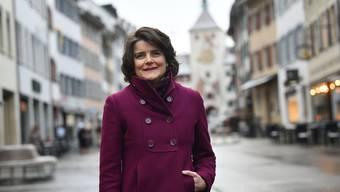 Die SP-Landrätin Kathrin Schweizer.