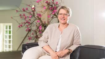 Die Zürcher Pfarrerin Rita Famos ist die erste Frau überhaupt an der Spitze einer Schweizer Landeskirche.