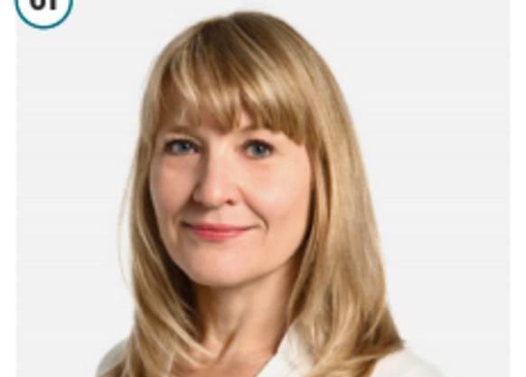 Helene Aecherli von der «Annabelle» siegt in der Kategorie «Reporterin des Jahres.»