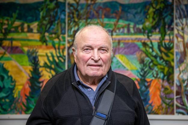 Will bleiben: Bernhard Jöhr, Messen