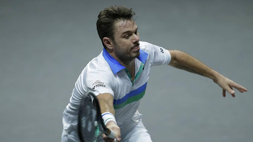 Stan Wawrinka verzichtet nach Auslosung auf Turnier in Dubai