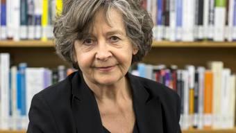 """Für Angelika Waldis, Autorin und Mitbegründerin der Jugendzeitschrift """"Spick"""", ist Literatur kein Hilfsmittel für Krisenzeiten. Aber Geschichten seien ein guten Transportmittel, um den eigenen vier Wänden zu entkommen. (Archivbild)"""