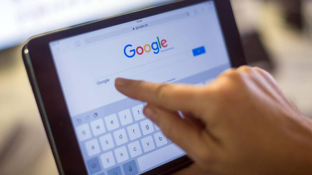 Digital: Google-Fragen 2018