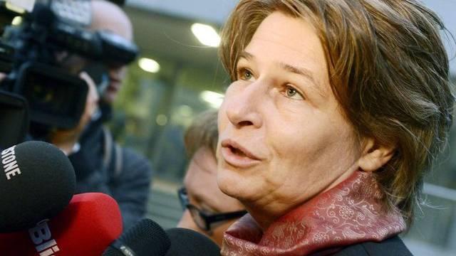 Nicole Trezzini möchte das Urteil des Obergerichts nach dem Tod ihrer Tochter in Ruhe studieren. (Archiv)