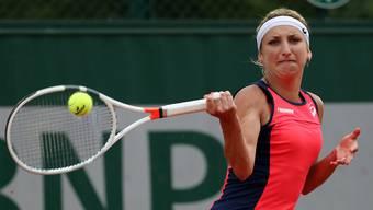 Timea Bacsinszky will die French Open gewinnen.