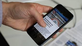 Die App wurde nach neusten Erkenntnissen entwickelt und soll vor allem eins sein: Leserfreundlich.A. Spichale