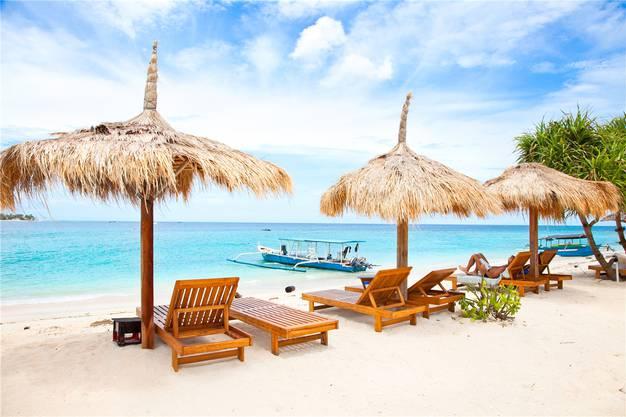 Indonesisches Inselparadies: Gili Meno.