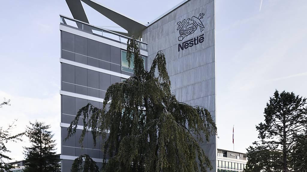 Nestlé wächst im Halbjahr um 2,8 Prozent