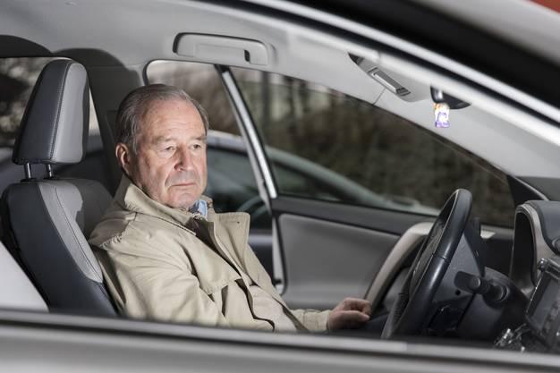 Der Seniorenpolitiker vertritt die SVP seit 1987 in Bern – mit dem höheren Alter für ärztliche Tests bei Autofahrern hat er ein wichtiges Ziel erreicht.
