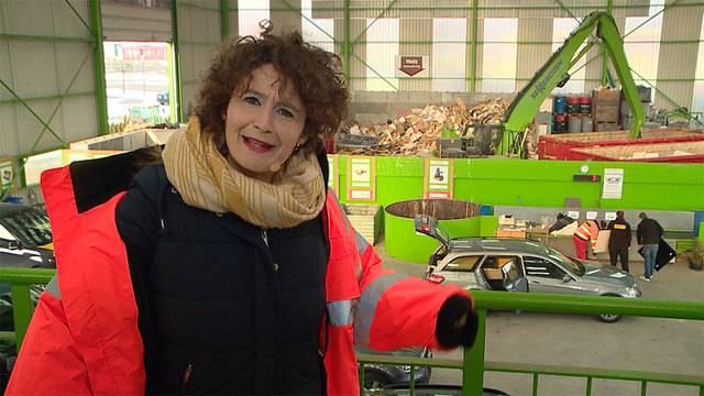 Quizzenswert im Recycling-Paradies Hunzenschwil AG