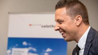 Er ist einer der drei Kandidaten fürs SVP-Präsidium: Christian Imark.