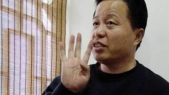 Der chinesische Menschenrechtsanwalt Gao Zhinseng (Archiv)