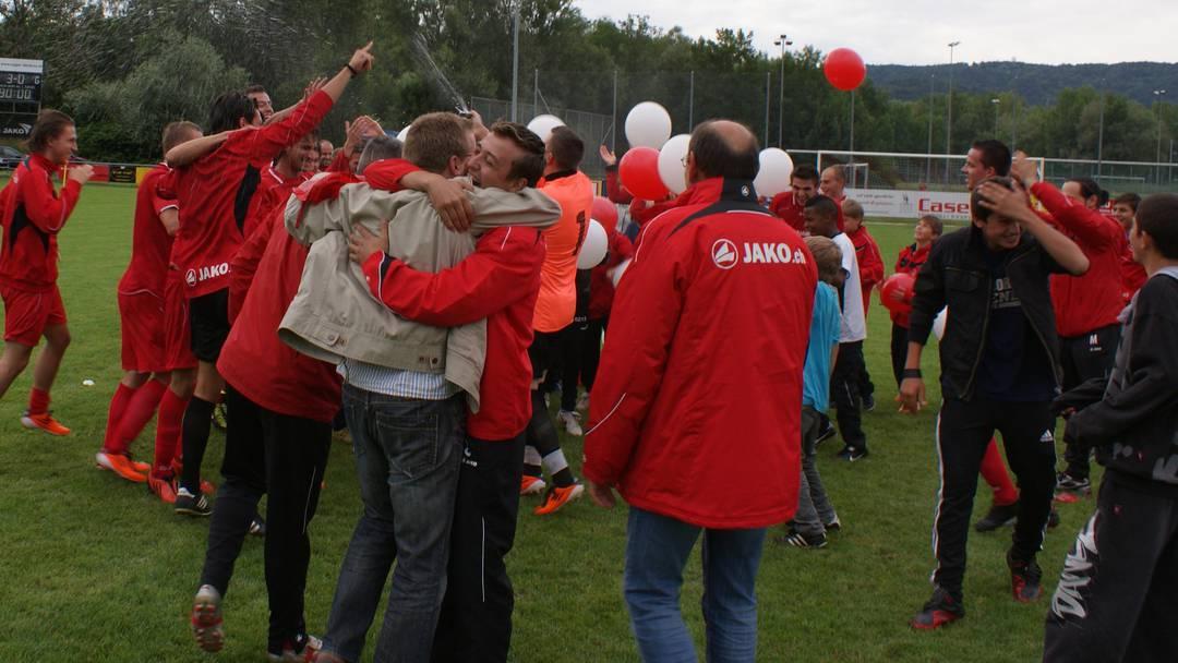 FC Dietikon schafft den Aufstieg