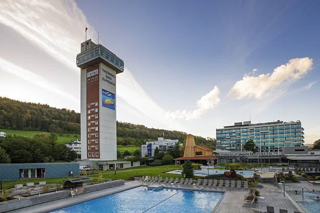 Das Thermalbad wirkt als Publikumsmagnet: Es ist bei über 80 Prozent der Gäste der Hauptgrund für die Reise nach Bad Zurzach.