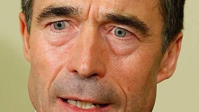Rasmussen sieht NATO in der Verantwortung