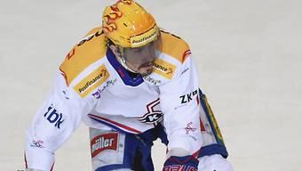 Peter Mueller spielt bald wieder in Kloten (Archivbild).