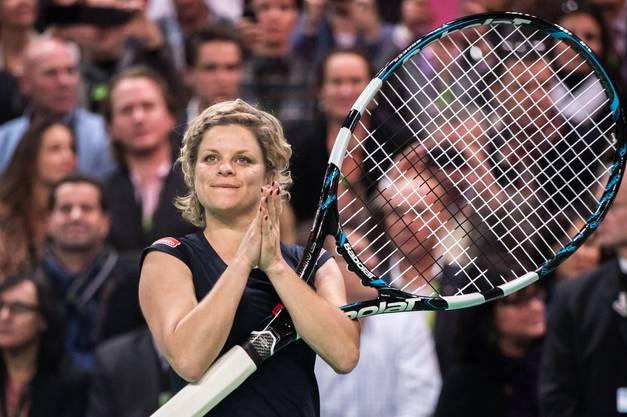 Kim Clijsters ist vierfache Grand-Slam-Siegerin und war die Nummer 1 der Welt. Als dreifache Mutter und 36-jährig wagt sie ein weiteres Comeback.
