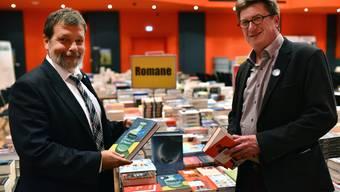 10.Buchmesse Olten ist eröffnet