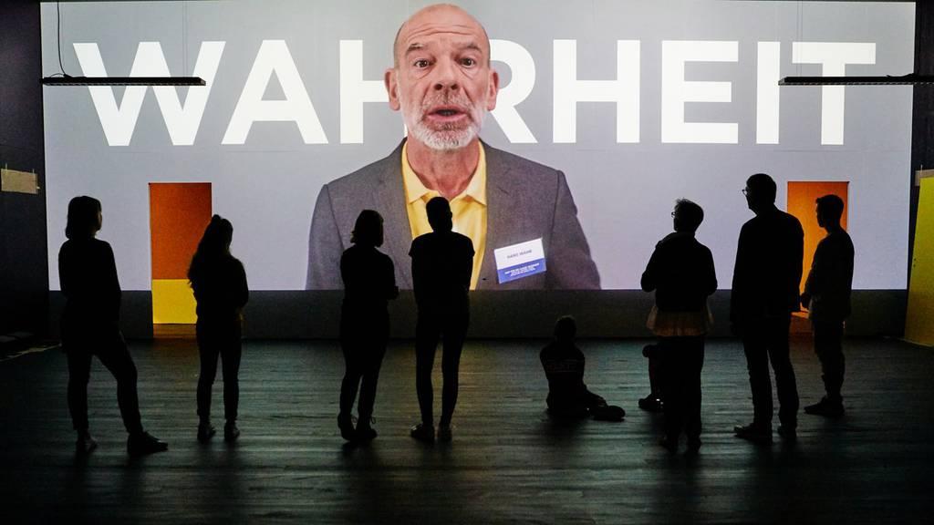 Stapferhaus Lenzburg wird zum «Amt der Wahrheit»