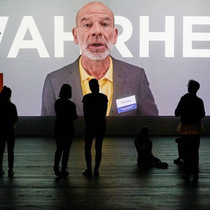 """Beitrag zum Ende """"Fake-""""Ausstellung Stapferhaus"""