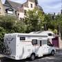 Der Schaffhauserrheinweg wird mehr und mehr zum Hotspot für Camper.